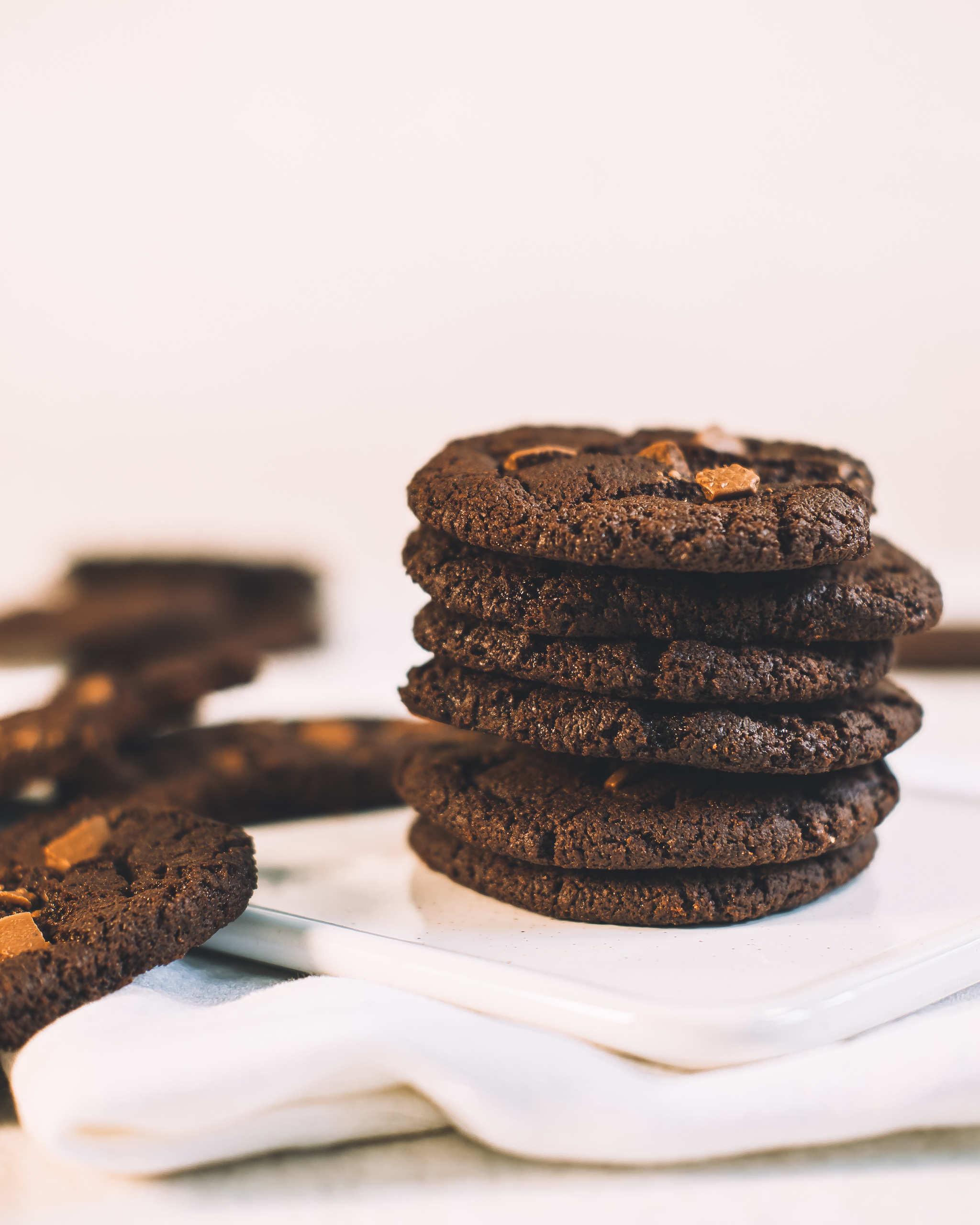Recept för chocolate chip cookies