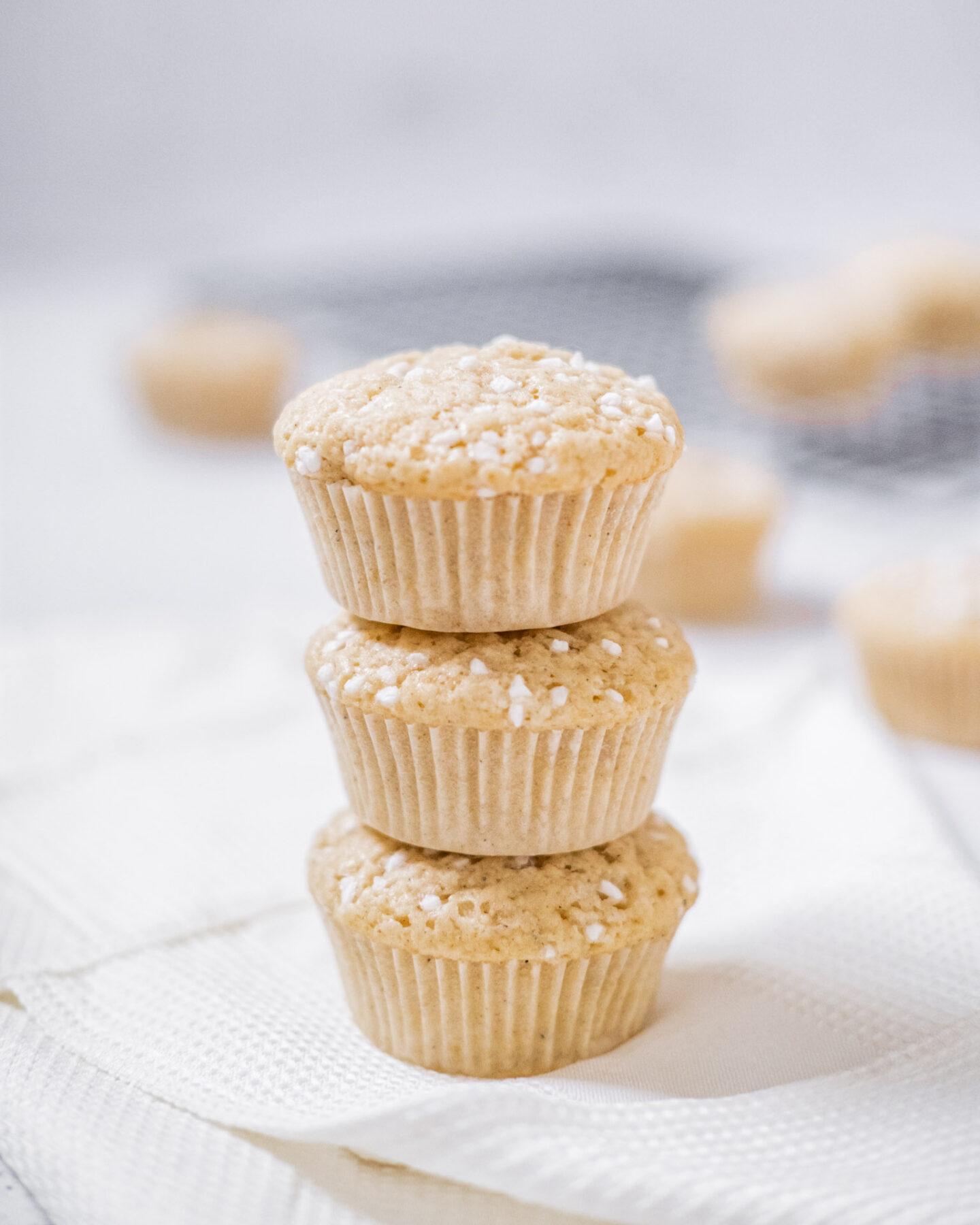 veganska muffins recept