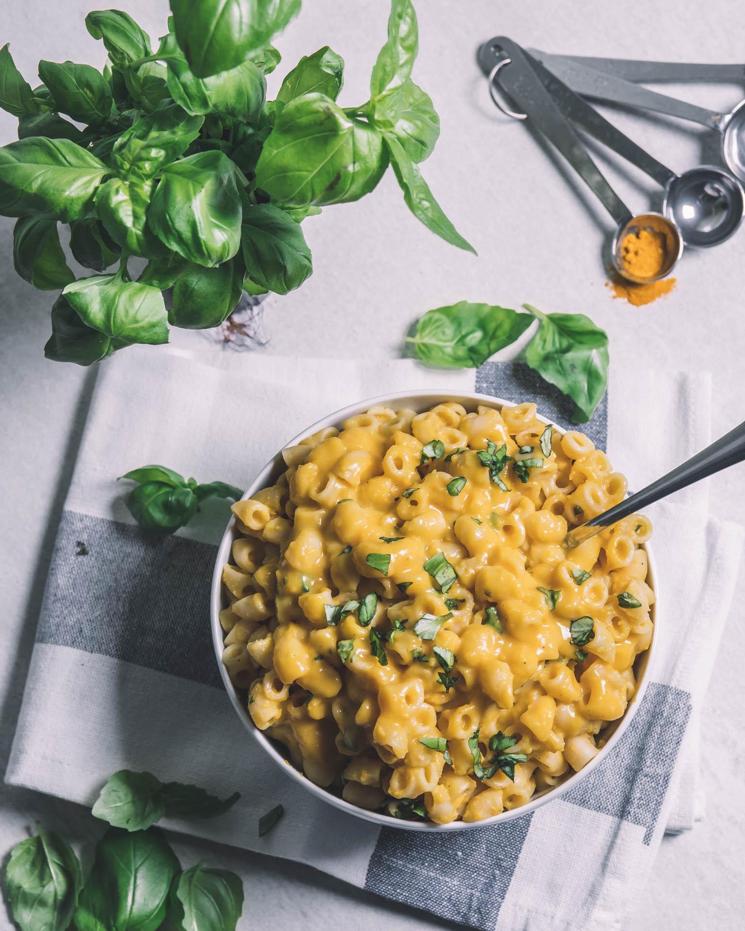 Vegan mac n cheese butternut recipe