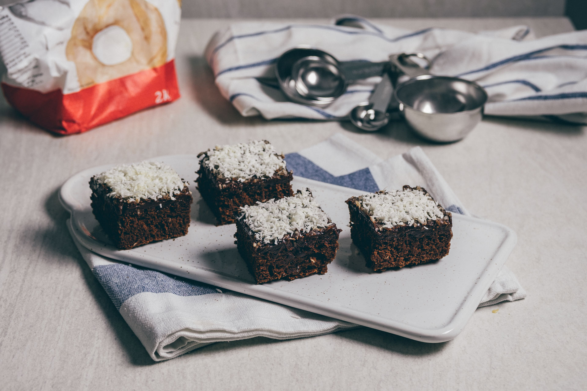 Mocha squares chocolate cake recipe