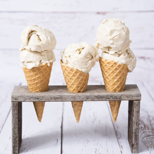 Vegan vanilla ice cream recipe no coconut or banana