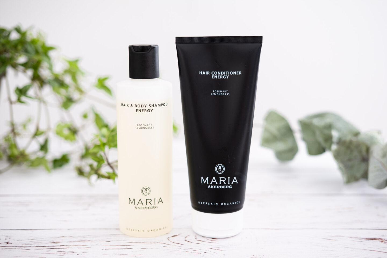 Maria åkerberg schampo balsam vegan