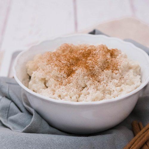 Recept på vegansk risgrynsgröt tomtegröt laktosfri